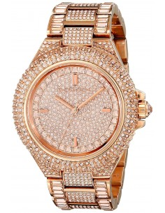 Chic Time | Montre Femme Michael Kors Camille MK5862 Or Rose  | Prix : 254,15 €