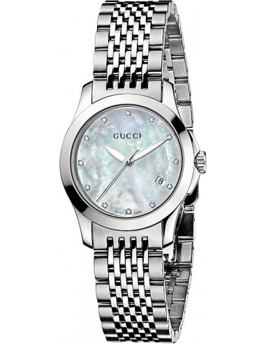 Chic Time | Montre femme Gucci Timeless YA126504  | Prix : 790,00 €