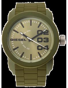 Chic Time | Montre Homme Diesel DZ1780 Bracelet Silicone Vert  | Prix : 111,20€