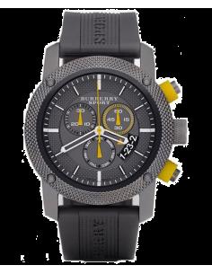 Chic Time | Montre Homme Burberry BU7713 Noir  | Prix : 404,10€