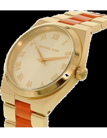 Chic Time | Montre Femme Michael Kors MK6153 Orange  | Prix : 233,75€