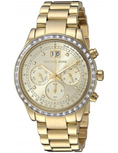Chic Time | Montre Femme Michael Kors MK6187 Or  | Prix : 220,15 €