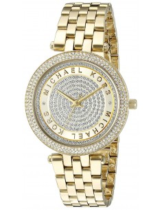 Chic Time | Montre Femme Michael Kors Darci MK3445 Or  | Prix : 209,25 €
