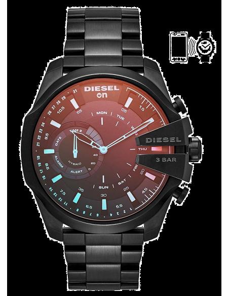 Chic Time   Montre Connectée Diesel Mega Chief Smartwatch DZT1011    Prix : 349,00€