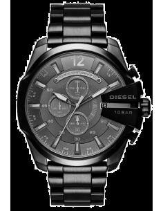 Chic Time | Montre Homme Diesel Mega Chief DZ4355 Noir  | Prix : 207,20€
