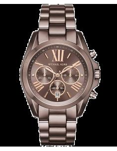 Chic Time | Montre Femme Michael Kors Bradshaw MK6247 Marron  | Prix : 251,10€