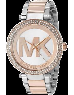 Chic Time | Montre Femme Michael Kors Parker MK6314 Or Rose  | Prix : 223,20€