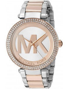 Chic Time | Montre Femme Michael Kors Parker MK6314 Or Rose  | Prix : 139,50 €