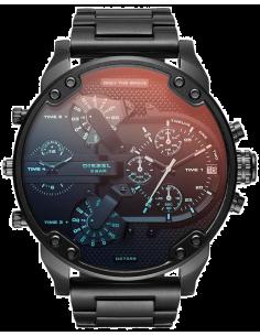 Chic Time | Montre Homme Diesel Mr Daddy DZ7395 Noir  | Prix : 335,20€