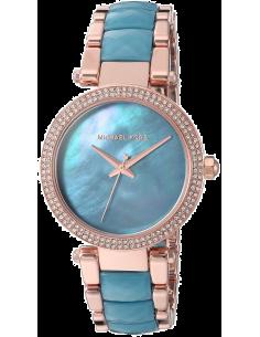 Chic Time | Montre Femme Michael Kors Parker Pavé MK6491  | Prix : 251,10€