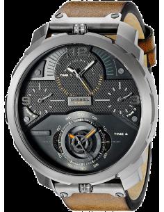 Chic Time | Montre Homme Diesel Machinus DZ7359 Marron  | Prix : 305,15€