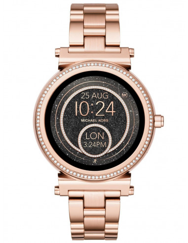 Mkt5022 En Stock Montre Connectee Femme Michael Kors Access Sofie