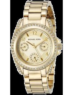 Chic Time   Montre Femme Michael Kors Blair MK5166 Bracelet en acier or    Prix : 149,50€