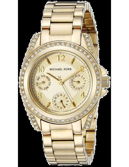 Chic Time | Montre Femme Michael Kors Blair MK5166 Bracelet en acier or  | Prix : 149,50€