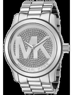 Chic Time | Montre Femme Michael Kors Runway MK5544 Argent  | Prix : 245,65€