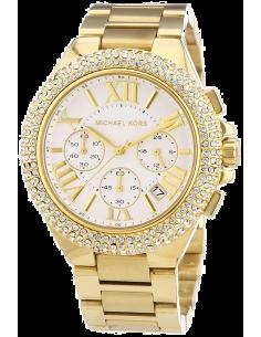 Chic Time | Montre Femme Michael Kors Camille MK5756 Bracelet en acier doré  | Prix : 199,99€