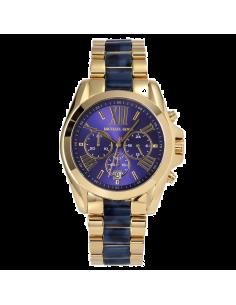 Chic Time | Montre Homme Michael Kors Bradshaw MK6268 Bleu  | Prix : 279,00€