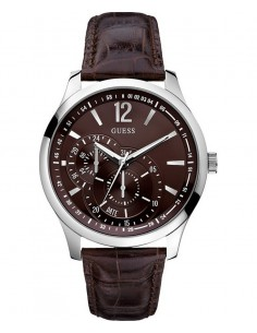 Chic Time | Montre Homme Guess U95152G2 Marron  | Prix : 119,94 €