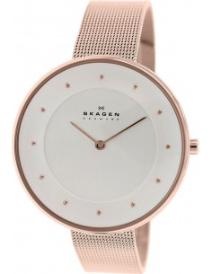Chic Time | Montre Femme Skagen Gitte SKW2142 Or Rose  | Prix : 101,40 €