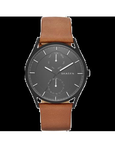 Chic Time | Montre Homme Skagen Holst SKW6347 Marron  | Prix : 169,00€