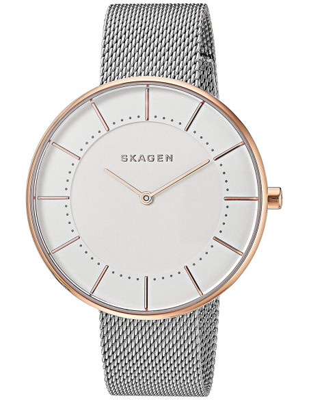 Chic Time | Montre Femme Skagen Gitte SKW2583 Argent  | Prix : 139,99€