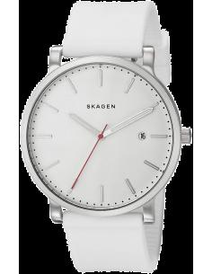 Chic Time | Montre Homme Skagen Hagen SKW6345 Blanc  | Prix : 119,20€