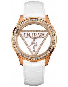 Chic Time | Montre Guess Clearly W11555L1  | Prix : 107,40 €