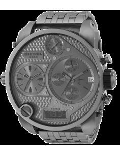 Chic Time | Montre Diesel Homme XXL DZ7247 Super Bad Ass Acier Gunmetal  | Prix : 279,20€