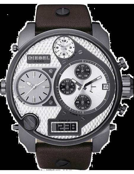 Chic Time   Montre Diesel Homme XXL DZ7126 SBA Super Bad Ass    Prix : 254,15€