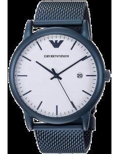 Chic Time | Montre Homme Emporio Armani Luigi AR11025 Bleu  | Prix : 159,50€