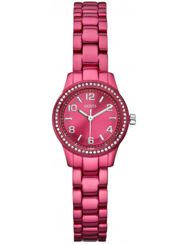 Chic Time | Produits Hors Collection Guess Micro Mini W80074L1 Rose  | Prix : 129,00€
