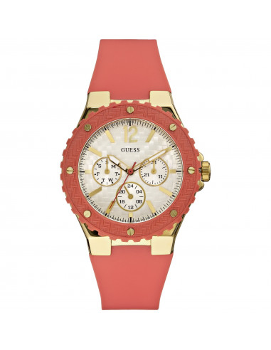 Chic Time | Montre Guess Femme Overdrive W10614L1  | Prix : 149,00 €