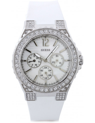 Chic Time | Montre Guess Femme Overdrive Glam W14555L1  | Prix : 229,00€