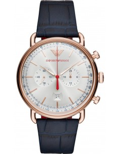 Chic Time | Emporio Armani Aviator AR11123 men's watch  | Buy at best price
