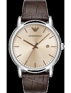 Chic Time | Montre Homme Armani Luigi AR11096 Noir  | Prix : 119,40€