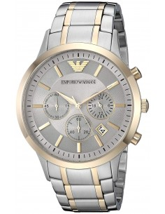 Chic Time | Montre Homme Emporio Armani Dress AR11076  | Prix : 269,25 €