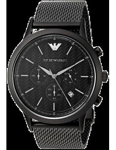 Chic Time | Montre Emporio Armani AR2498 Bracelet en maille milanaise  | Prix : 328,30€