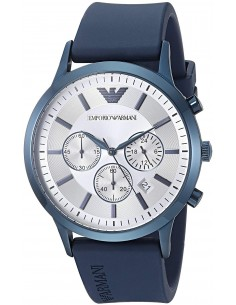 Chic Time | Montre Homme Emporio Armani AR11026 Bleu  | Prix : 184,50€