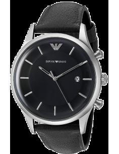 Chic Time | Montre Homme Emporio Armani AR11020 Noir  | Prix : 159,20€
