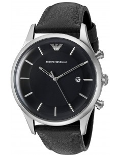 Chic Time | Montre Homme Emporio Armani Lambda AR11020 Noir  | Prix : 199,00€