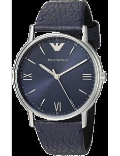 Chic Time | Montre Homme Emporio Armani Kappa AR11012 Bleu  | Prix : 149,25€