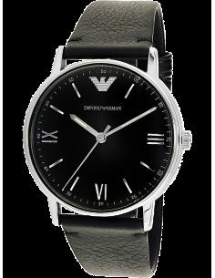 Chic Time | Montre Homme Emporio Armani Kappa AR11013 Noir  | Prix : 149,25€