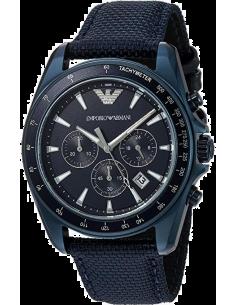 Chic Time | Montre Homme Emporio Armani AR6132 Bleu  | Prix : 224,25€