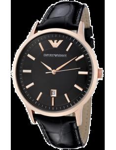 Chic Time | Montre Homme Armani Classic AR2425 Noir  | Prix : 255,00€