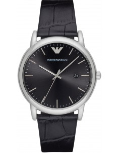 Chic Time | Montre Homme Armani Dress AR2500 Noir  | Prix : 179,00 €
