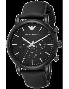 Chic Time | Montre Homme Emporio Armani AR1970 Noir  | Prix : 124,50€