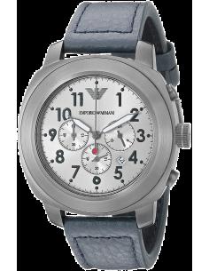 Chic Time | Montre Homme Emporio Armani AR6086 Bleu  | Prix : 261,75€