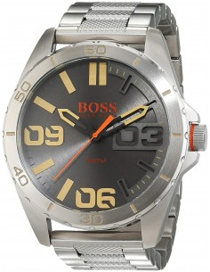 Chic Time | Montre Homme Hugo Boss Boss Orange 1513317 Argent  | Prix : 169,15 €