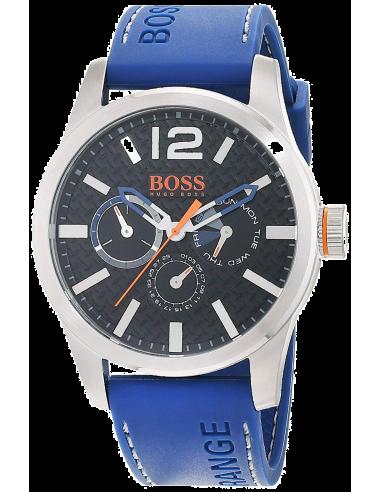 Chic Time | Montre Homme Hugo Boss Boss Orange 1513250 Bleu  | Prix : 143,20€