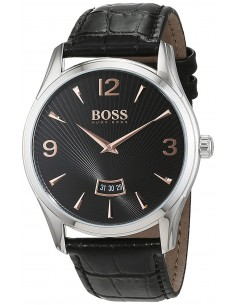 Chic Time | Montre Homme Hugo Boss 1513425 Noir  | Prix : 211,65€